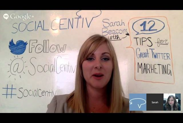 12 Tips For Great Twitter Marketing From Dallas Twitter Expert Sarah Beacom