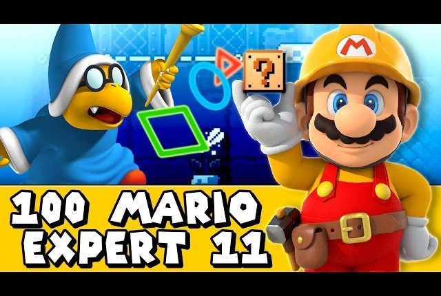 Super Mario Maker: Stupid Hogwarts Kids! (Expert #11)