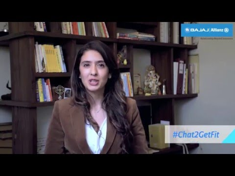Bajaj Allianz Presents Twitter Chat With Pooja Makhija, Celebrity Nutrition Expert