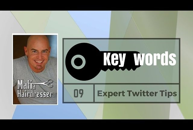 Expert Twitter Tips: Use Keywords
